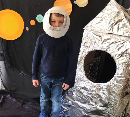 Projekt Weltraum