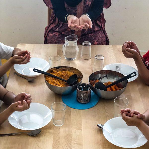 Tischgebete